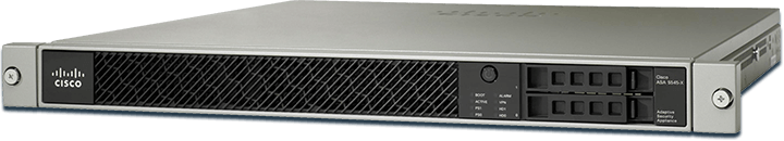 Cisco Firewall Hardware
