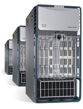 Genesis Adaptive has redundant Cisco Nexus 7010 switches that fuel our network