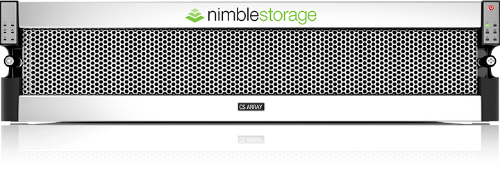 Nimble Storage Array Hardware